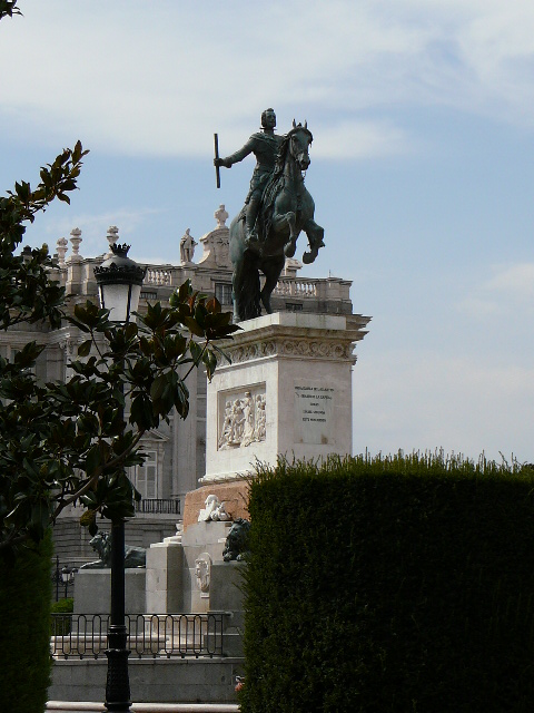 09 Madrid <i>Plaza de Oriente</i>